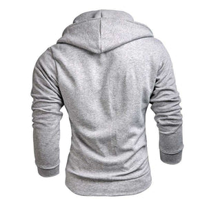 Mens Hooded Casual Fleece Sweatshirt,, style flaire clothing fashion and gifts
