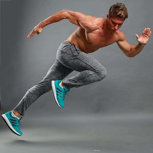 Men Joggers Gyms And Sports Running Pants Breathable Elastic Waist Workout Wear,, style flaire clothing fashion and gifts