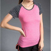 Quick Drying Stretch Slim Fit Womens Sport T-shirt,, style flaire clothing fashion and gifts