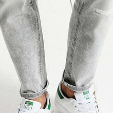 Men Scratched Worn Jeans Fashion Denim Ankle-Length,, style flaire clothing fashion and gifts