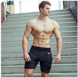 Camouflage Gym And Sports Shorts,, style flaire clothing fashion and gifts