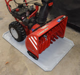 Snowblower Mat Snowblower Mat Winkler Canvas