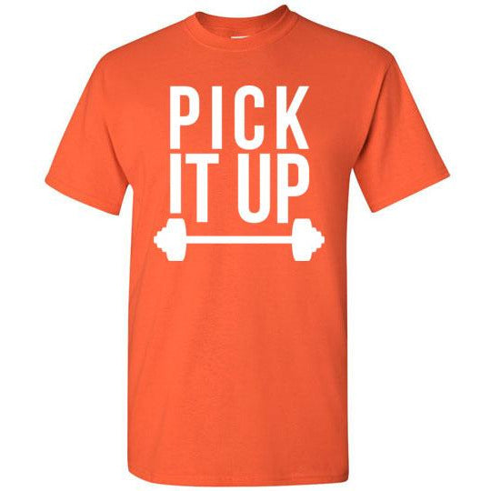 Pick It Up Tee