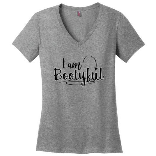 I Am Bootyful Ladies Tank Top