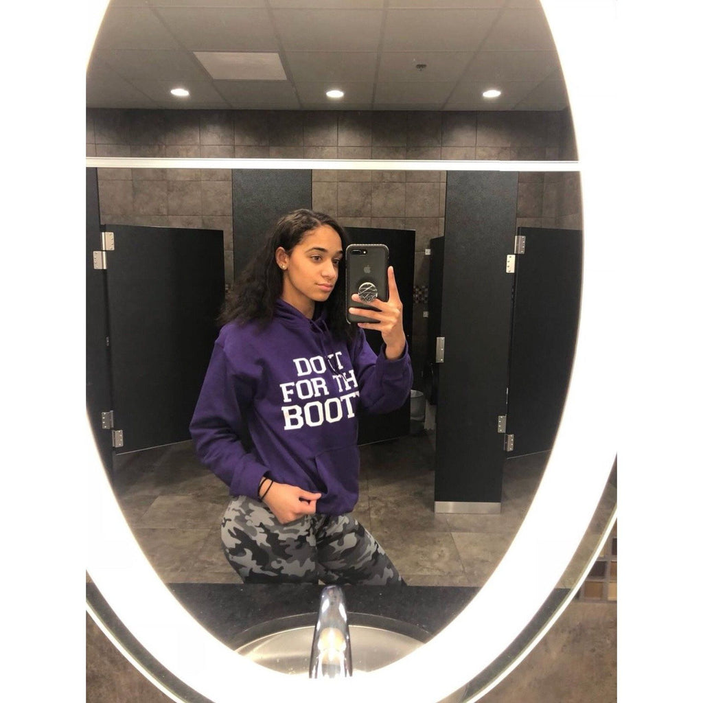 Do It For The Booty Hoodie