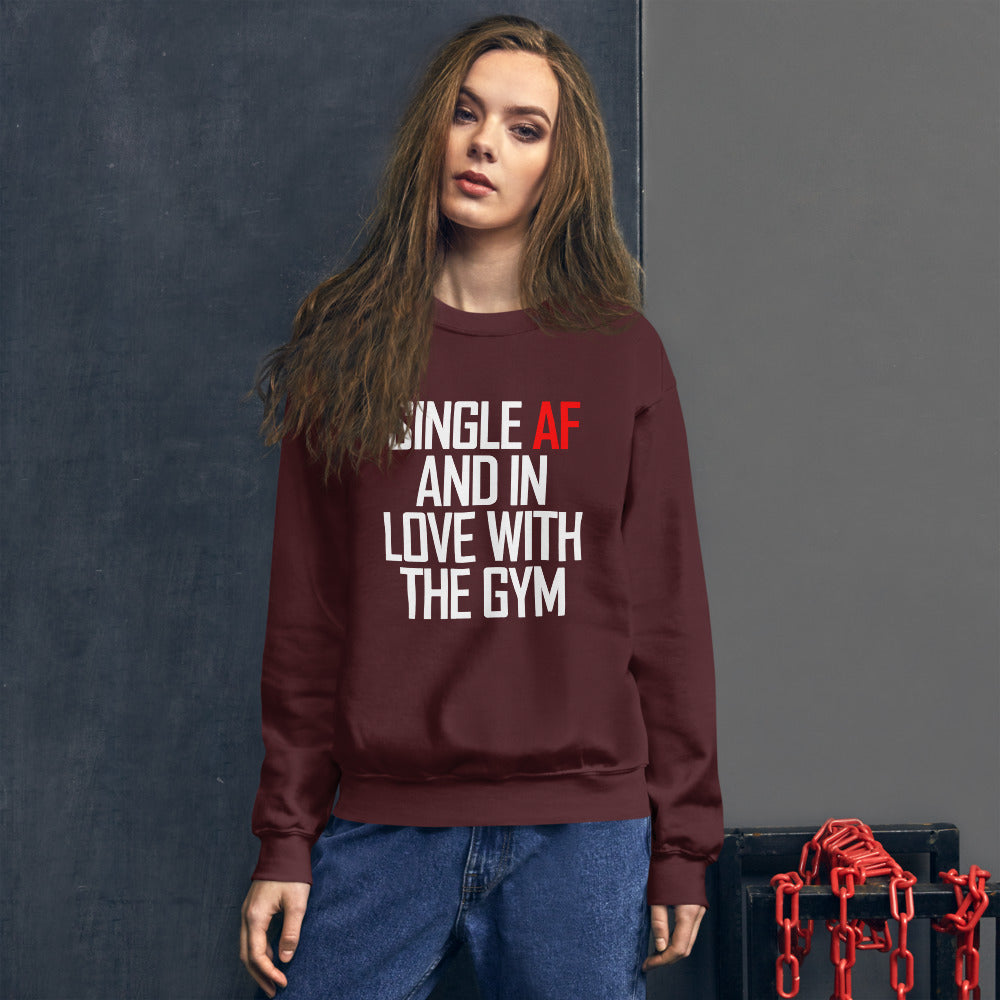 Single AF Sweatshirt