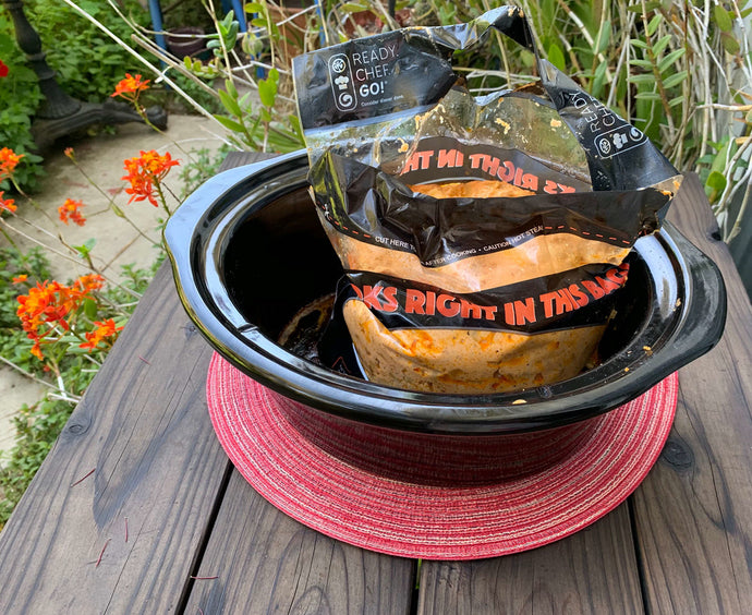 Slow Cooker Liner Substitute: RCG Slow Cooker Bags