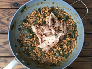Black Eyed Peas and Ham Hock - Ready. Chef. Go!