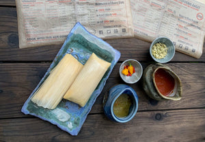 Breakfast Tamale - Ready. Chef. Go!