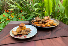 BBQ Organic Drumsticks & Baby Potatoes - Ready. Chef. Go!