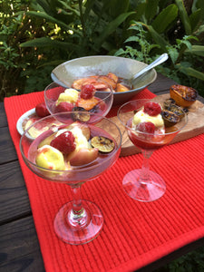 Honey Balsamic Summer Stone Fruits - Ready. Chef. Go!