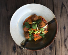 Sweet and Sour Vegetables with Meatballs - Ready. Chef. Go!