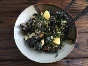 Classic Mussel Pasta - Ready. Chef. Go!