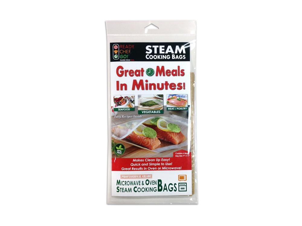 Ready. Chef. Go!® Retail Pack (pack of 6) - Ready. Chef. Go!