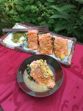 BBQ Polynesian Salmon - Ready. Chef. Go!