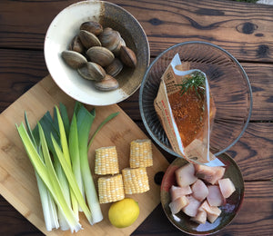 Mixed Seafood Boil - Ready. Chef. Go!