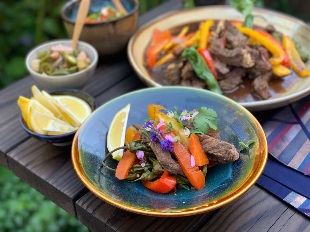 Steak Fajitas - Ready. Chef. Go!