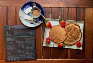 Strawberry Pancakes - Ready. Chef. Go!