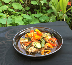 Vegetable Teriyaki with Japanese Noodles - Ready. Chef. Go!