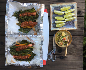 Salmon Tender BBQ Bundles - Ready. Chef. Go!