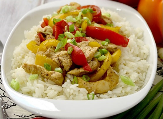 Cajun Chicken and Peppers - Ready. Chef. Go!