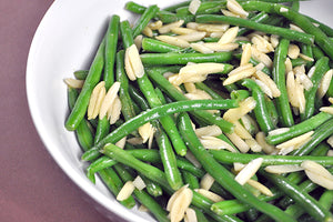 Green Beans and Almonds - Ready. Chef. Go!
