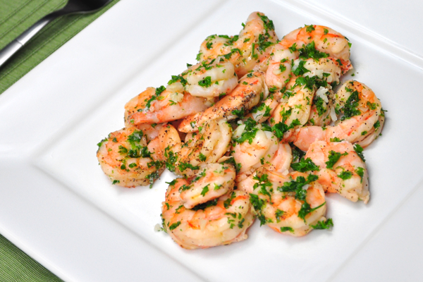 Shrimp Scampi - Ready. Chef. Go!