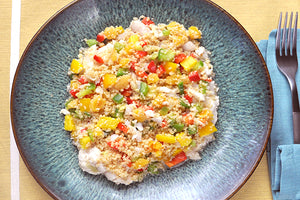 Summer White Fish and Couscous - Ready. Chef. Go!