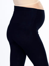 Maternity Foldable Waist Band Tight Legging