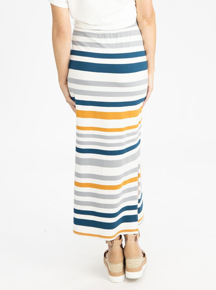 The Bianca Set bamboo skirt