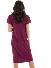Wrap Maternity & Nursing Dress
