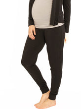 """The Best Seller"" Comfy Maternity Lounge Pants - Black"