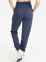 Tracksuit Set in Navy pants