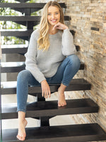 Maternity Oversized Luxury Wool Knit Jumper