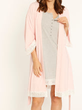 Ruby Joy Mommy Sleep Robe  - Pink