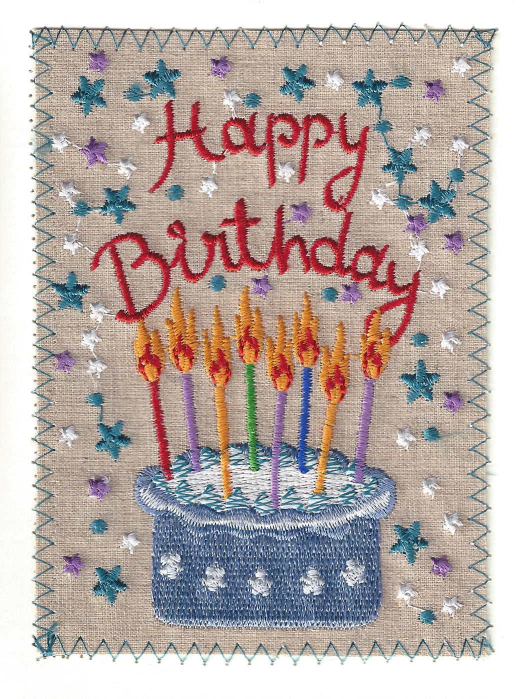 Birthday Card - Item# BD254P