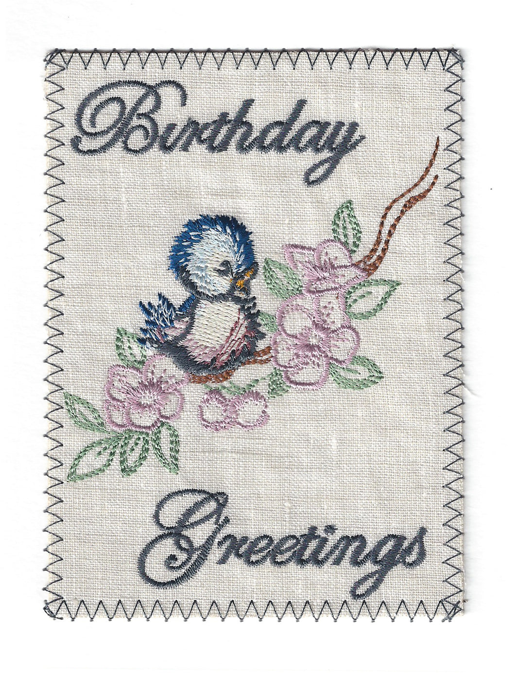 Birthday Card - Item# BD173P