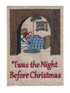 Twas the Night Before Christmas - C123P
