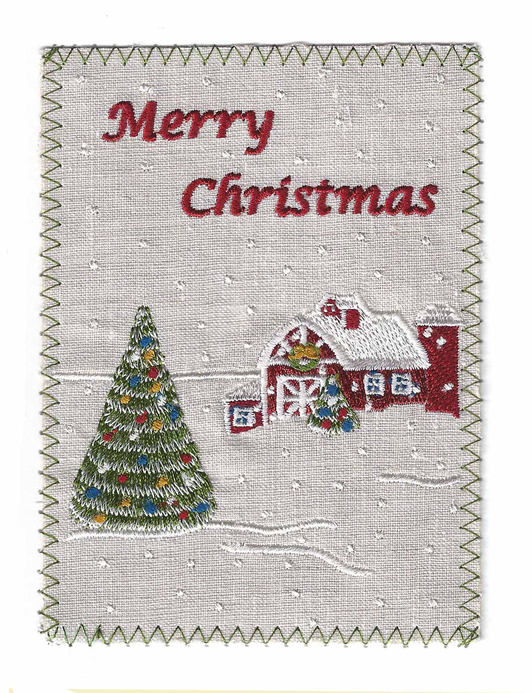 Christmas Card - Item# C146P