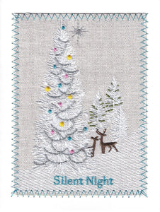 Christmas Silent Night - C272P