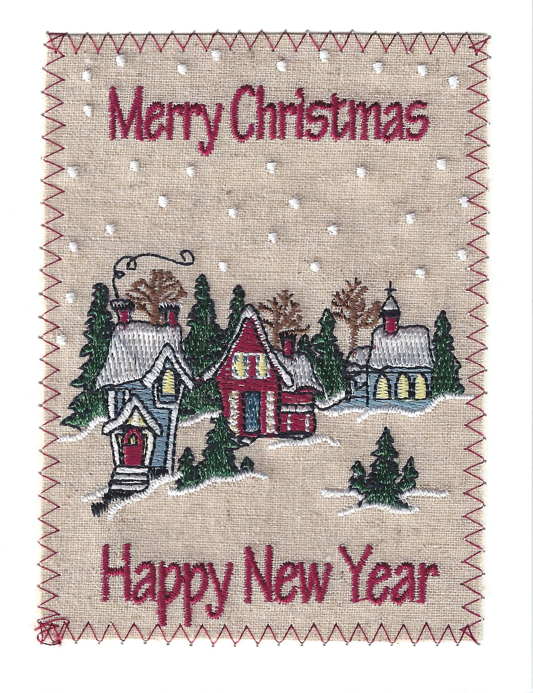 Christmas Card - Item# C252P