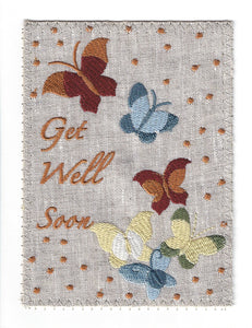 Get Well Card - Item# GW149P