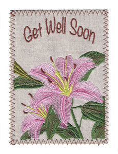 Get Well Card - Item# GW230P