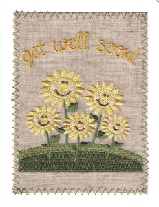 Get Well Card - Item# GW251P