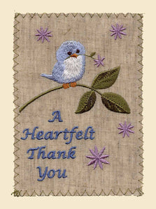 Thank You Card - Item# TY089P