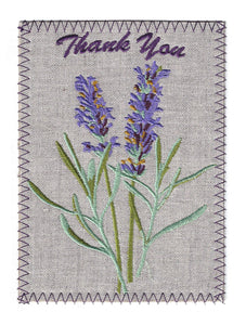 Thank You Card - Item# TY236P