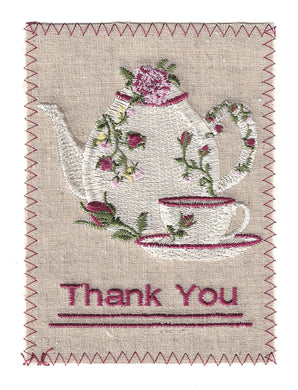 Thank You Card - Item# TY241P
