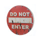 Do Not Enter Light Up Sign - crazydecor