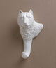 White Wolf Wall Hook - crazydecor