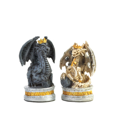Ultimate Dragon Chess Set - crazydecor